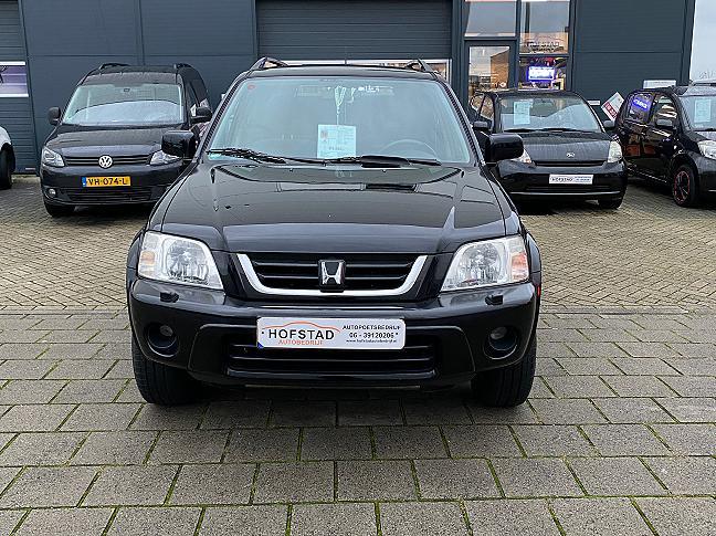 Te koop Honda CR-V 2.0i-16V ES Zwart occasion - Autobedrijf Den Haag