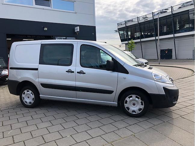 Te koop TE HUUR. Fiat Scudo occasion - Autobedrijf Den Haag
